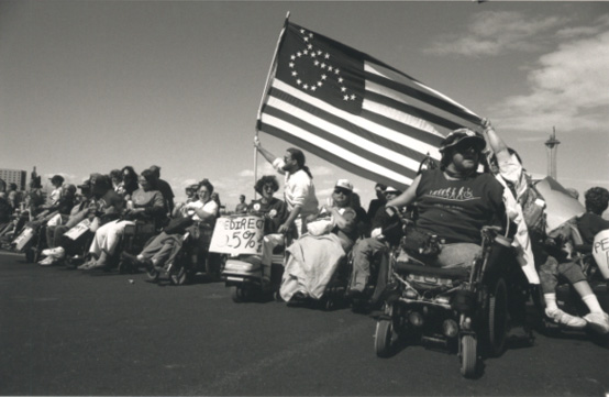disability rights movement