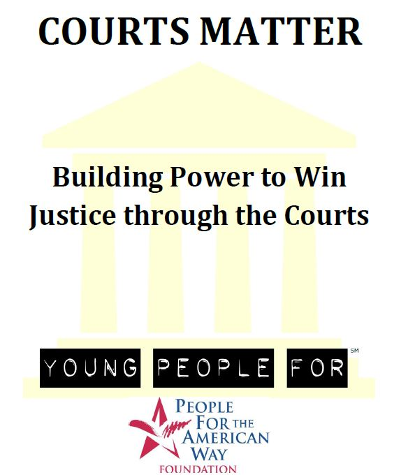 Courts Toolkit cover