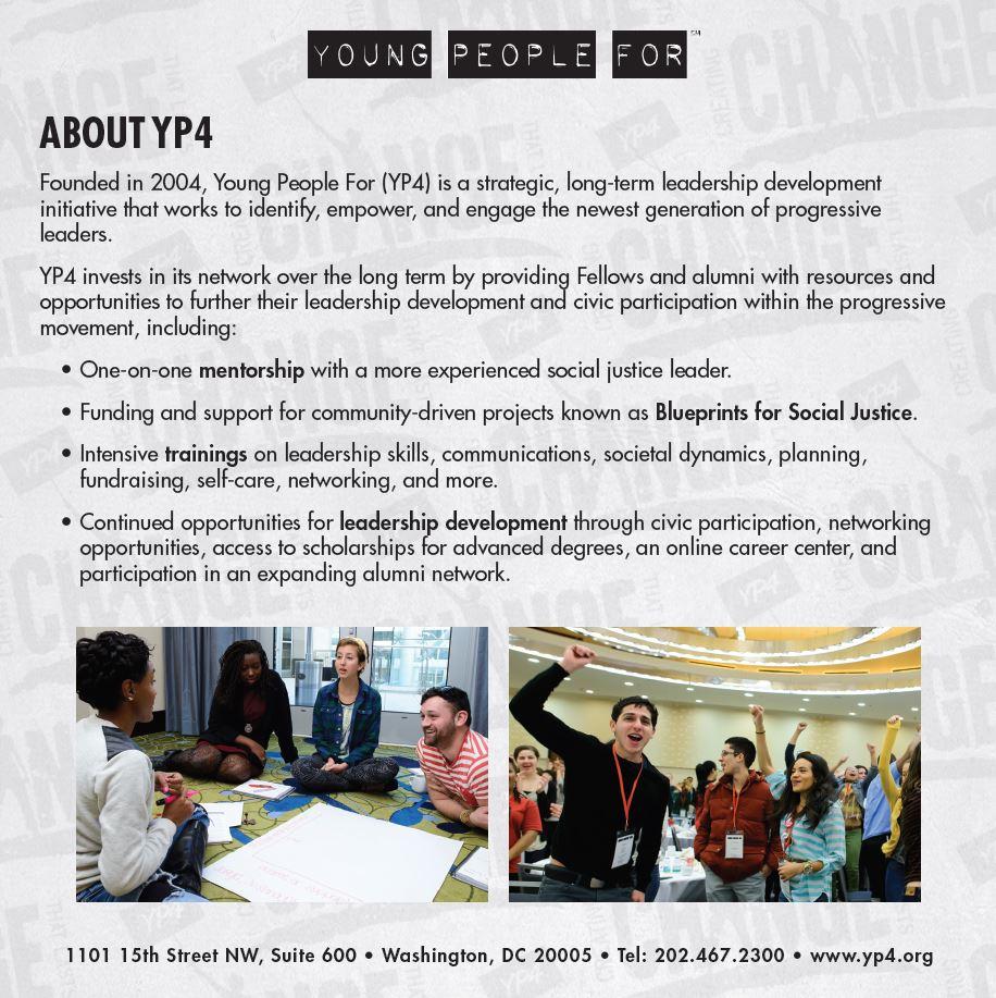 YP4 Brochure
