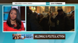 Jamira Burley on Melissa Harris-Perry Show