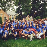 Class photo from YP4 Cleveland Fellows