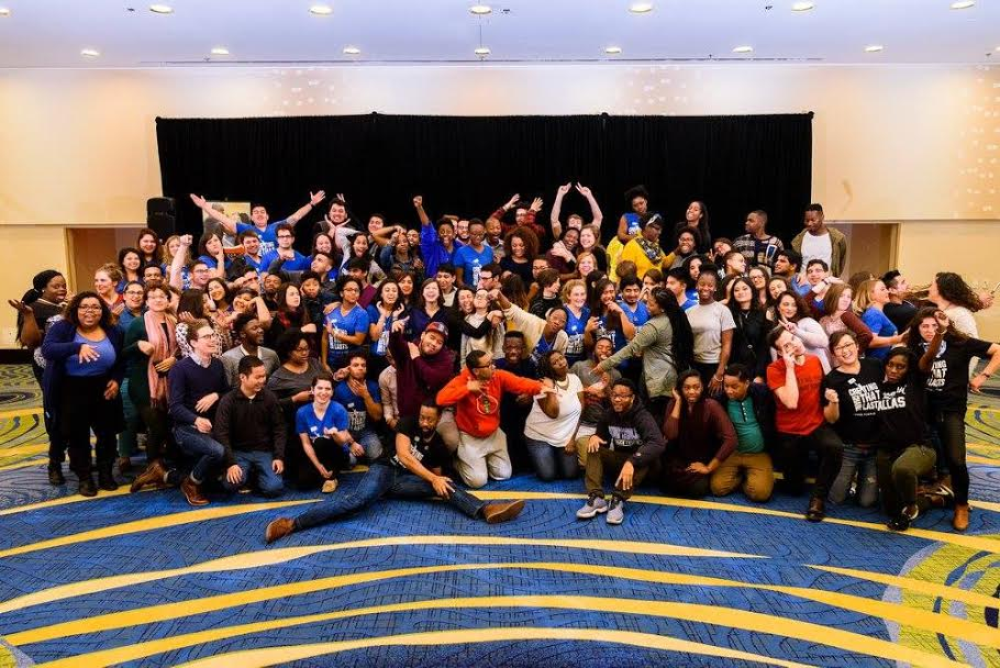 The 2015-2016 YP4 Class at National Summit!