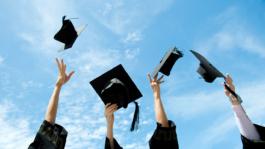 Graduation--ShutterStock