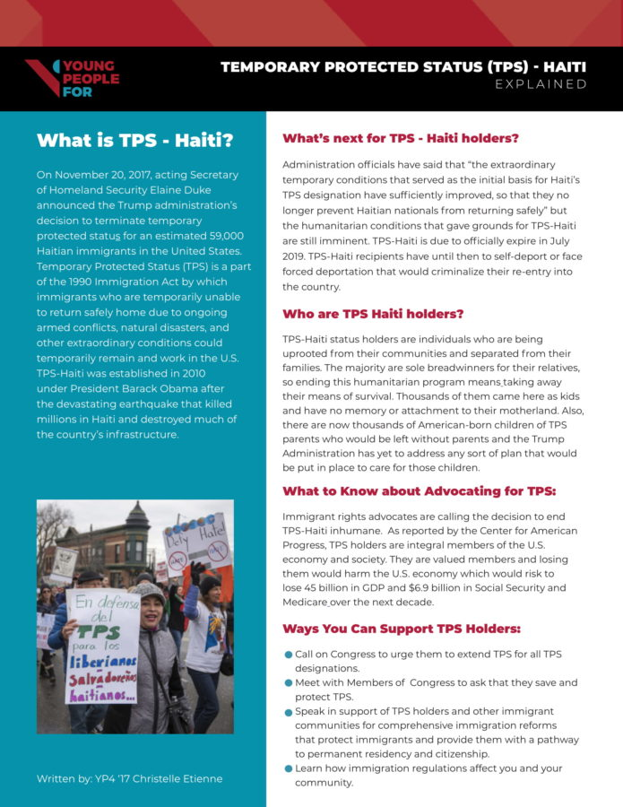 What Is Tps >> Let S Not Forget About Tps Holders Young People For